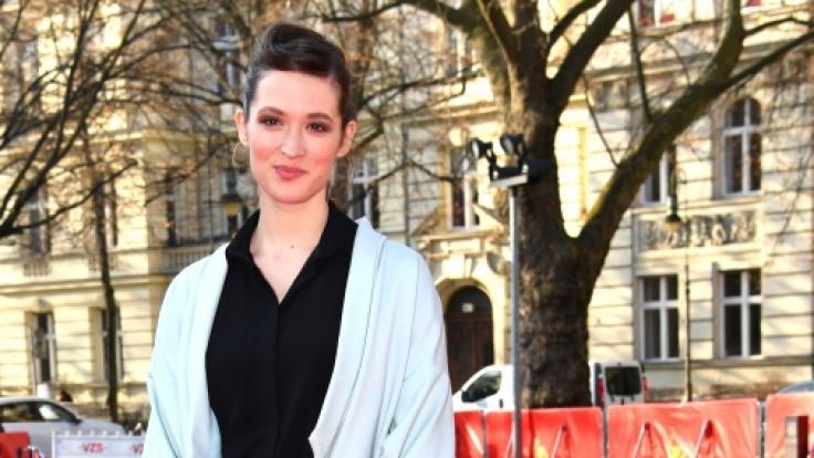Die Schauspielerin Friederike Becht startete in den vergangenen Jahren so richtig durch. (Foto)