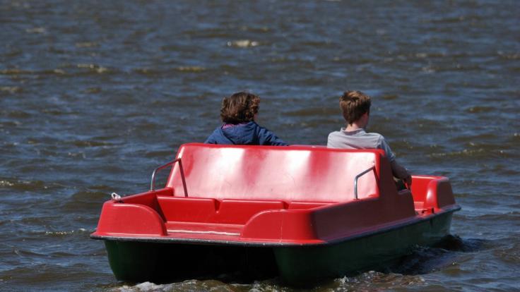 In der Nähe von Graz hat sich ein tödlicher Tretboot-Unfall ereignet, bei dem ein sechsjähriges Mädchen zu Tode kam. (Foto)