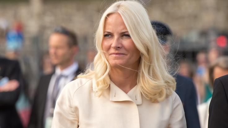 Kronprinzessin Mette-Marit von Norwegen hat trotz niederschmetternder Diagnose den Lebensmut nicht verloren. (Foto)