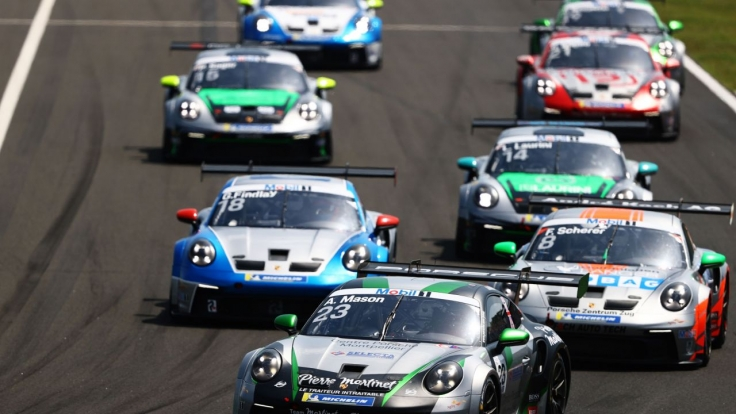 Motorsport: Porsche Supercup bei Eurosport 1 (Foto)