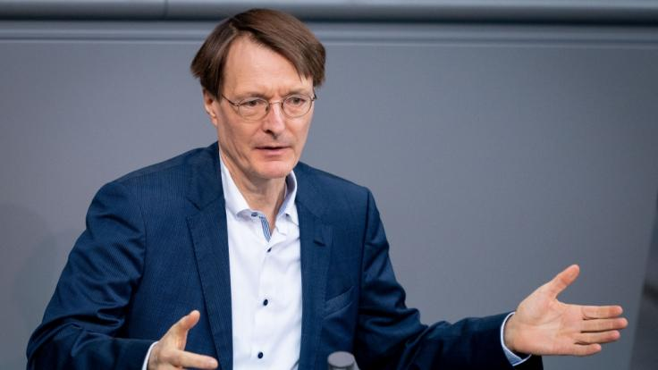 Gesundheitspolitiker Prof. Dr. Karl Lauterbach.