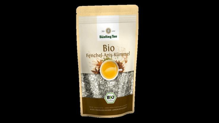 Das J. Bünting Teehandelshaus ruft diesen Bio-Tee zurück.