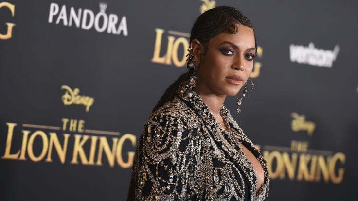 Beyoncé rückte ihre Traumkurven ins rechte Licht. (Foto)