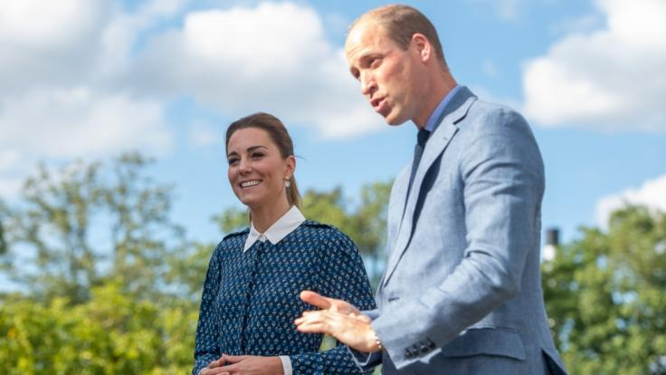 Prinz William und Herzogin Kate waren nicht auf der Hochzeit von Prinzessin Beatrice zugegen.