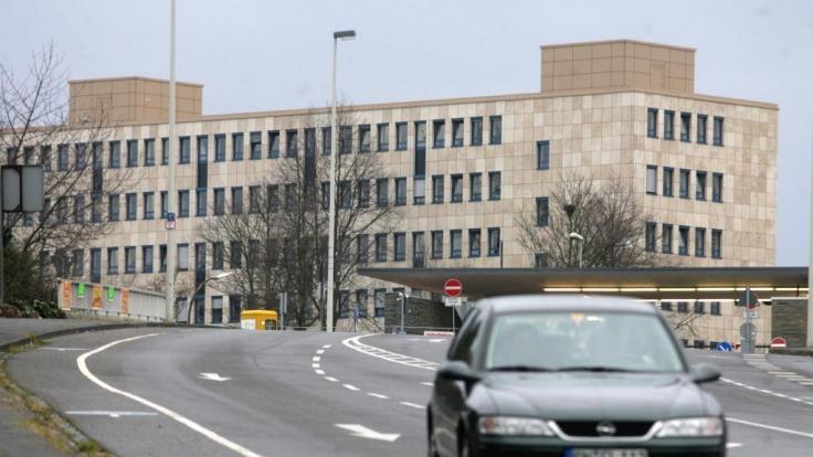 Der Hauptsitz des Ministeriums für Verteidigung in Bonn. (Foto)