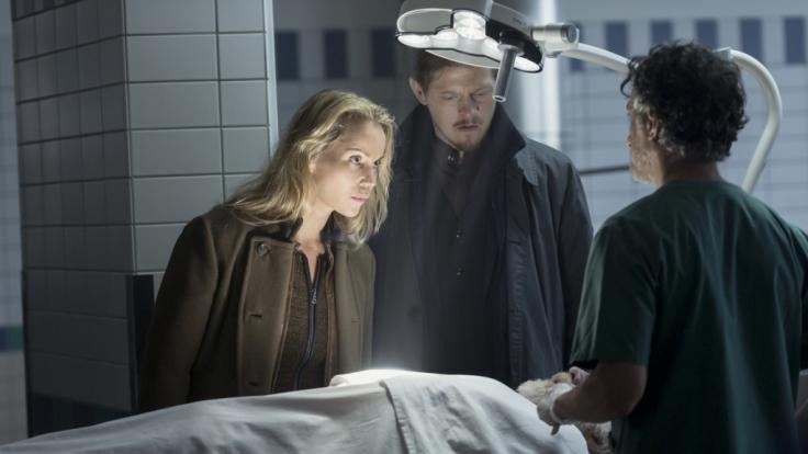 Saga und Henrik erhalten in der Mordserie entscheidende Hinweise. (Foto)