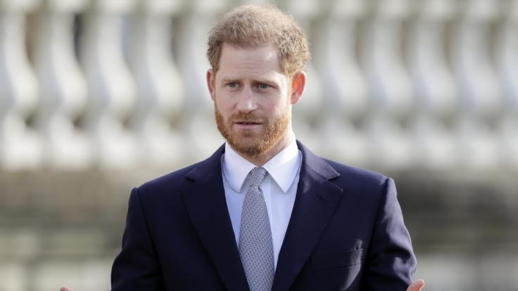 Prinz Harry als royale Stinkbombe? Eine US-Reporterin hat wenig schmeichelhafte Erinnerungen an den Herzog von Sussex. (Foto)