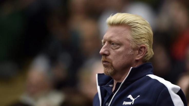 Boris Becker schockt auf Instagram seine Fans. (Foto)