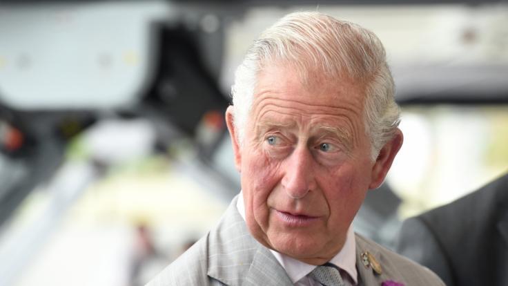Prinz Charles reiste allein nach Indien. (Foto)