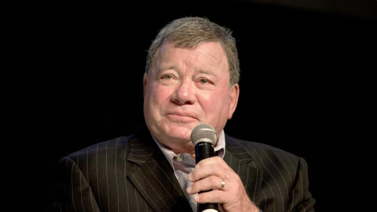 William Shatner wird 88. (Foto)