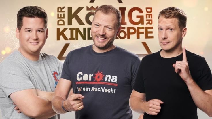 Der König der Kindsköpfe bei RTL (Foto)