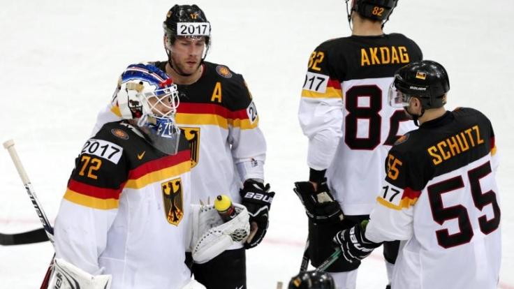 Eishockey WM 2014 live in Stream, TV und Ticker