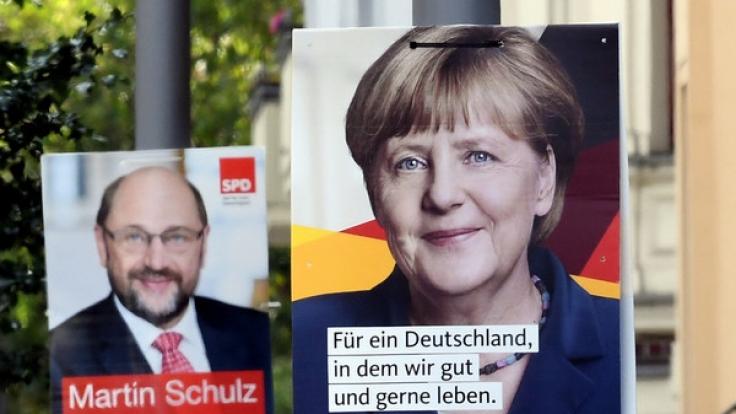 Am 24. September wird in Deutschland der Bundestag gewählt. (Foto)