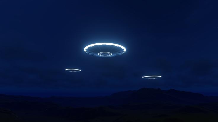 Die US-Navy veröffentlichte angebliches Ufo-Video. (Symbolbild) (Foto)