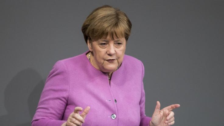 Hat Angela Merkel wirklich einen geheimen Flüchtlingsplan? (Foto)
