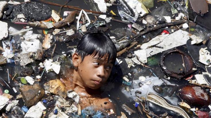 Entwicklungsländer gehen im Müll unter, hierzulande ist er heiß begehrt. (Foto)