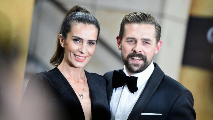 Doris Golpashin ist mit Klaas Heufer-Umlauf liiert.