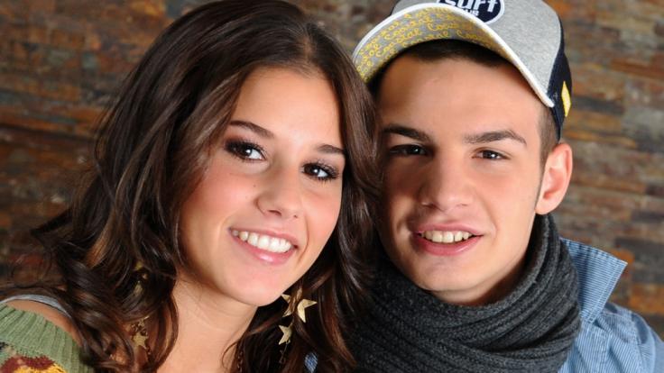 Sarah und Pietro Lombardi bekamen im Juni 2015 ihren gemeinsamen Sohn Alessio. (Foto)