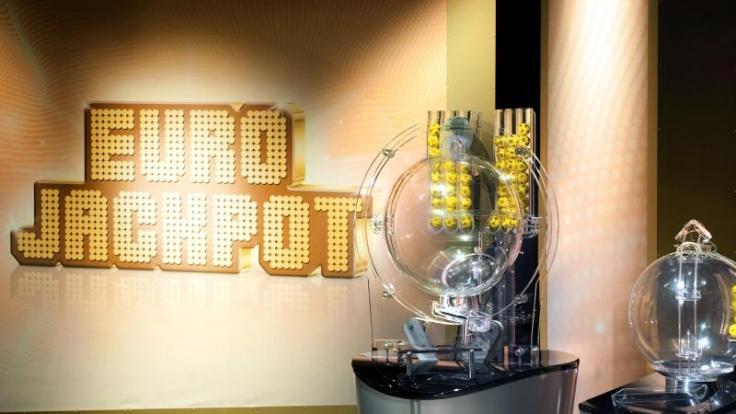 Die aktuellen Gewinnzahlen im Eurojackpot am 28.04.2017 lesen Sie hier. (Foto)