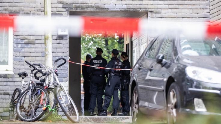 Eine Mutter hat in Solingen 5 ihrer Kinder getötet.