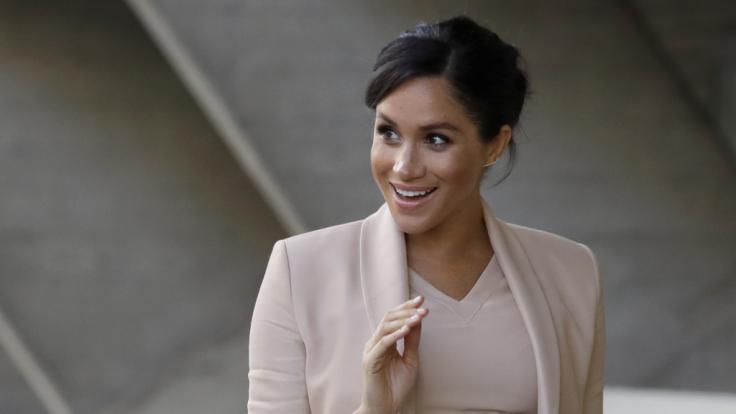 Wann kommt Herzogin Meghans erstes Kind? (Foto)
