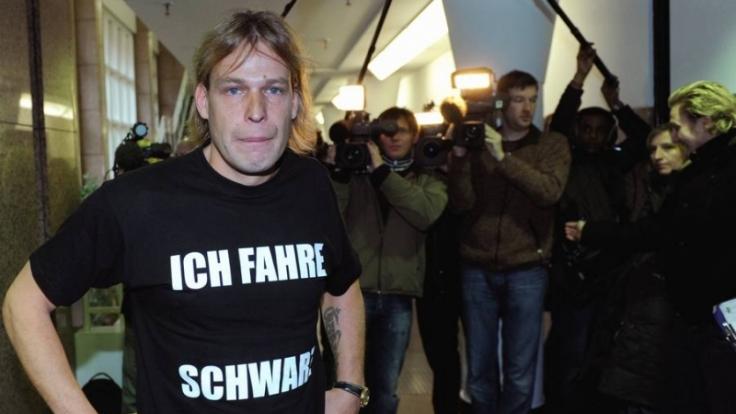 Er fuhr schwarz und stand dazu: Trotzdem musste Silvio B. 500 Euro Bußgeld zahlen. (Foto)