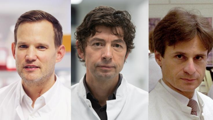 Deutschlands Top-Virologen in der medialen Aufmerksamkeit während der Corona-Pandemie (Foto)