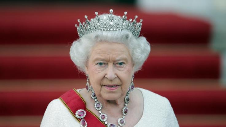 Queen Elizabeth II könnte bald in Rente gehen. (Foto)