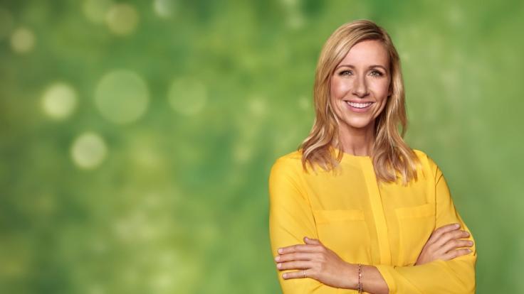 """Andrea Kiewel feiert am Sonntag eine Mallorca-Ausgabe vom """"ZDF-Fernsehgarten"""". (Foto)"""