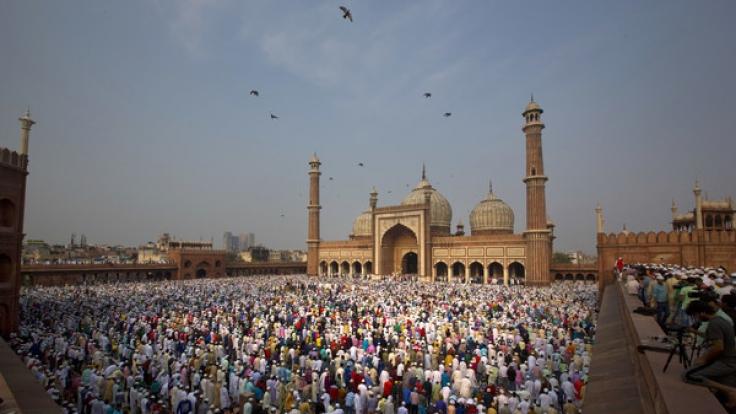 Der Fastenmonat Ramadan geht mit dem Zuckerfest zu Ende.