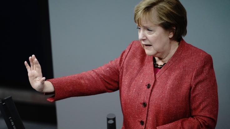 Angela Merkel tritt 2021 nach vier Legislaturperioden und 16 Jahren an der Spitze der Bundesregierung nicht mehr zur Wahl an.