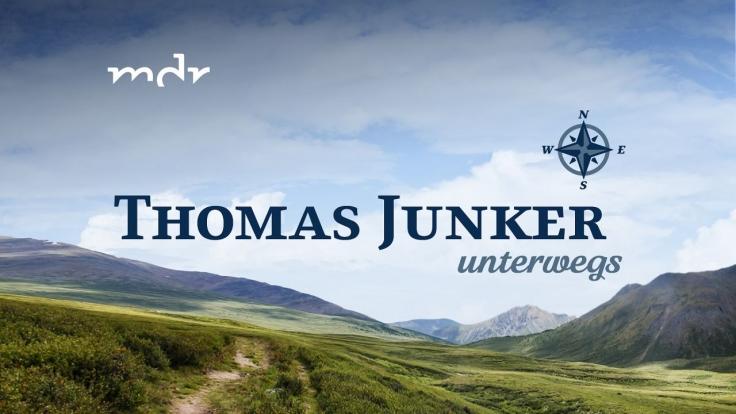 Thomas Junker unterwegs bei MDR (Foto)