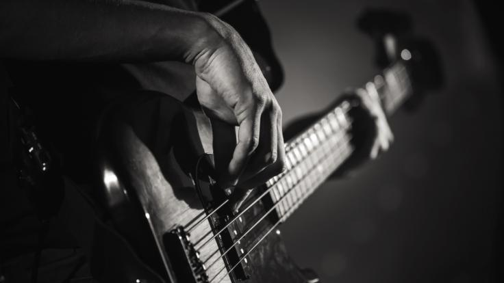 Bassist Sean Kennedy ist mit nur 35 Jahren gestorben. (Foto)