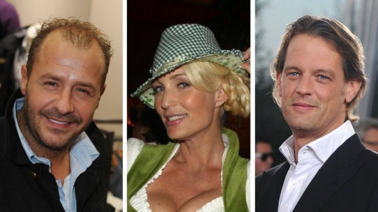 Willi Herren, Sarah Kern und Steffen von der Beeck. (Foto)