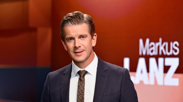 Auch in dieser Woche geht Markus Lanz drei Mal auf Sendung. (Foto)