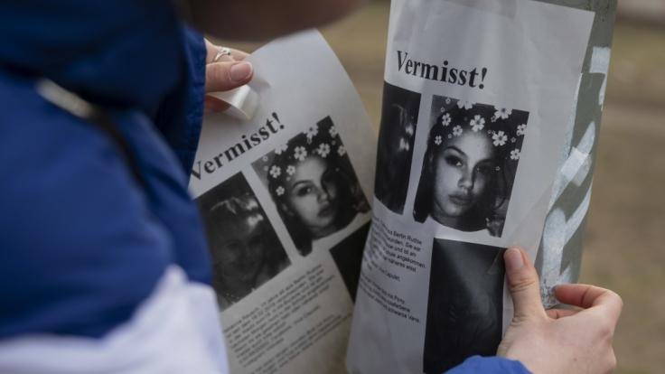 Rebecca Reusch aus Berlin ist seit dem 18. Februar 2019 spurlos verschwunden. (Foto)