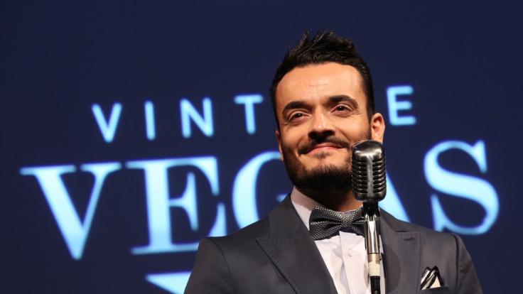 Giovanni Zarrella soll das neue ZDF-Gesicht werden. (Foto)
