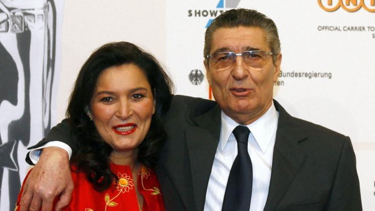 Bettina Michel, Tochter von Rudi Assauer, soll Alleinerbin sein. (Foto)