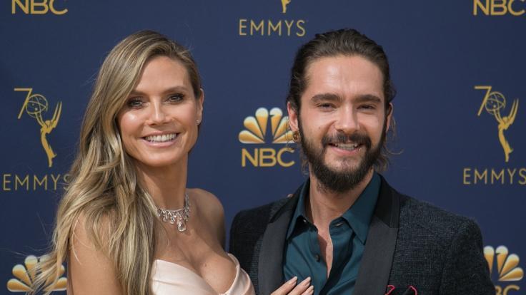 Heidi Klum und Tom Kaulitz steht eine Trennung auf Zeit bevor.