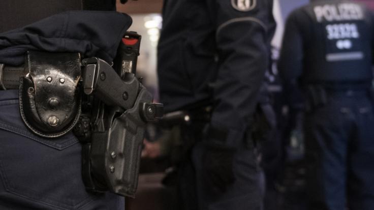 Die Polizistin Katia da Silva Sastre war zufällig am Tatort. (Foto)