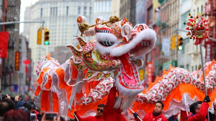 Das chinesische Neujahrsfest zählt zu den wichtigsten Feiertagen des Landes.