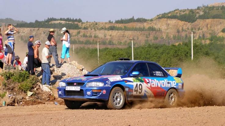 Rallye bei Eurosport 1