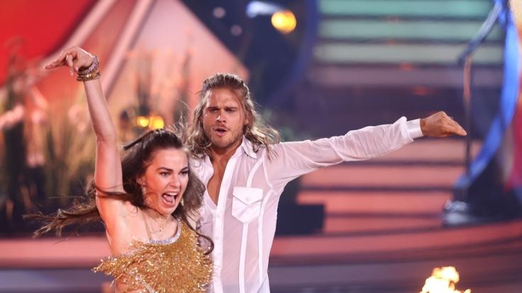 """Diese Tänze stehen am Freitag bei """"Let's Dance"""" auf dem Programm. (Foto)"""