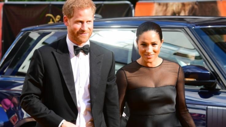 Ob Prinz Harry und Herzogin Meghan noch ein Kind bekommen? (Foto)
