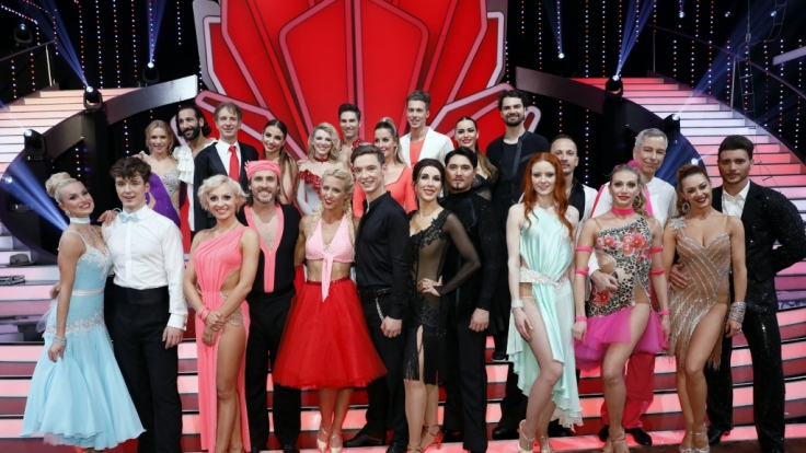 """Diese 12 Tanzpaare sind in der nächsten Show von """"Let's Dance"""" 2018 wieder dabei. (Foto)"""