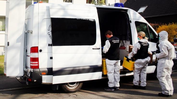 Vater, Mutter, drei Kinder: Eine Familie wurde in Dortmund gewaltsam ausgelöscht.