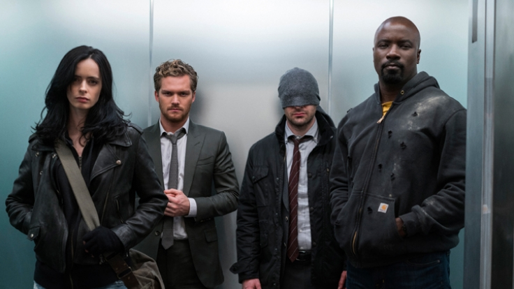 The Defenders Serienjunkies
