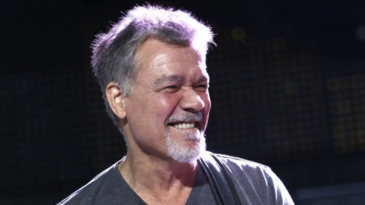 Eddie Van Halen ist mit 65 Jahren gestorben.