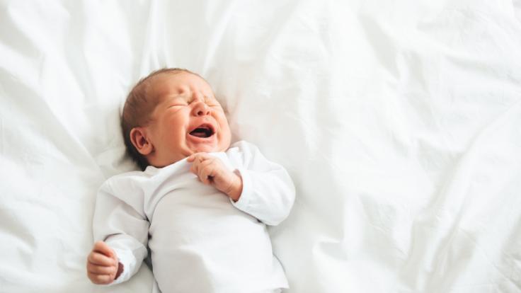 Das Paar hatte geplant, die Tochter zur Adoption freizugeben. (Foto)