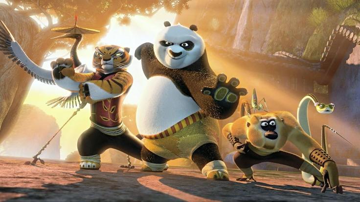 Kung Fu Panda 2 - Doppelt Bärenstark bei Super RTL (Foto)